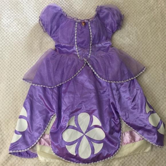 Disney Costumes | Store Sofia The First Princess Gown Sz 56 | Poshmark